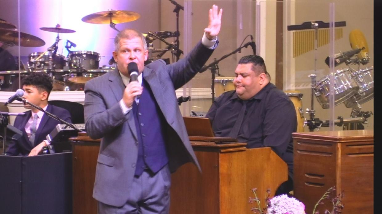 "Rev. Gregg Coon 08-20-17am "" The Power of Prayer "" MP4"