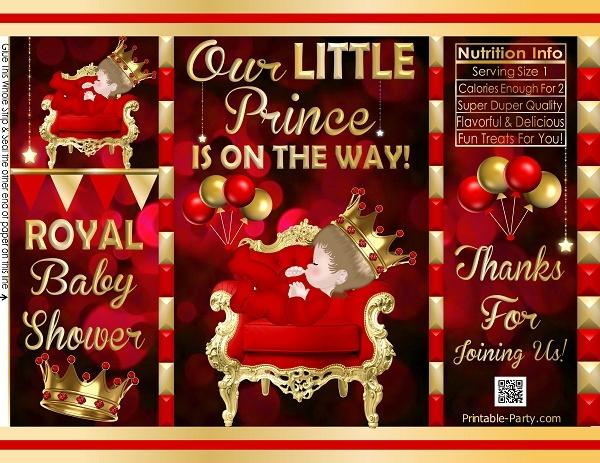 POTATO-chip-favor-bags-royal-PRINCE-BABY-SHOWER-REDgold-01