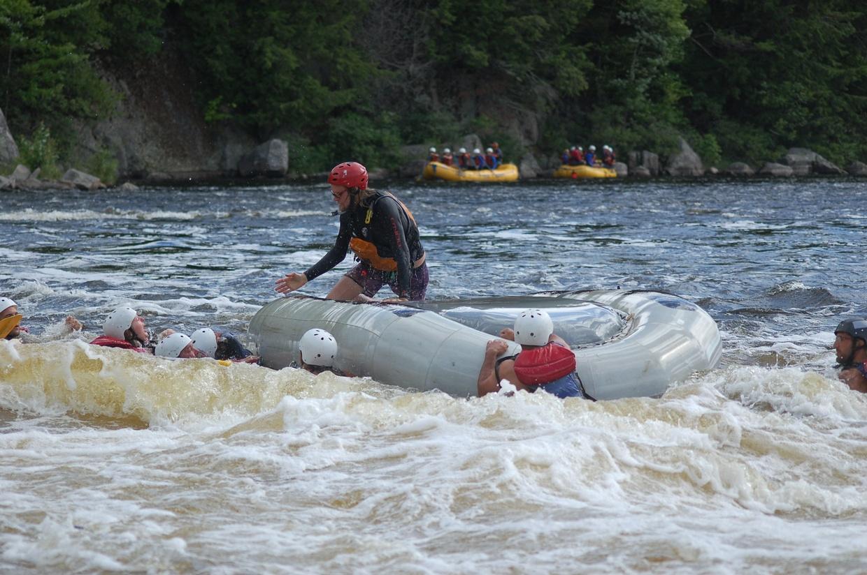 Penobscot Rafting 08/06/2017