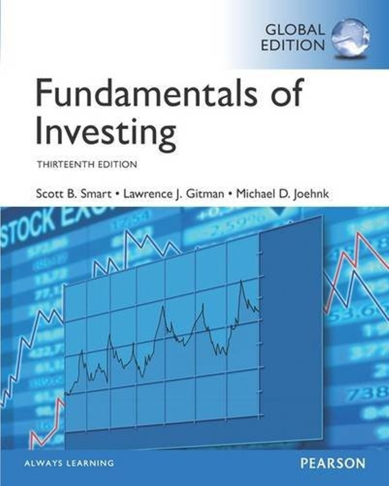 Fundamentals of Investing,13th edition (  Global Edition ) ( PDF, Instant download )