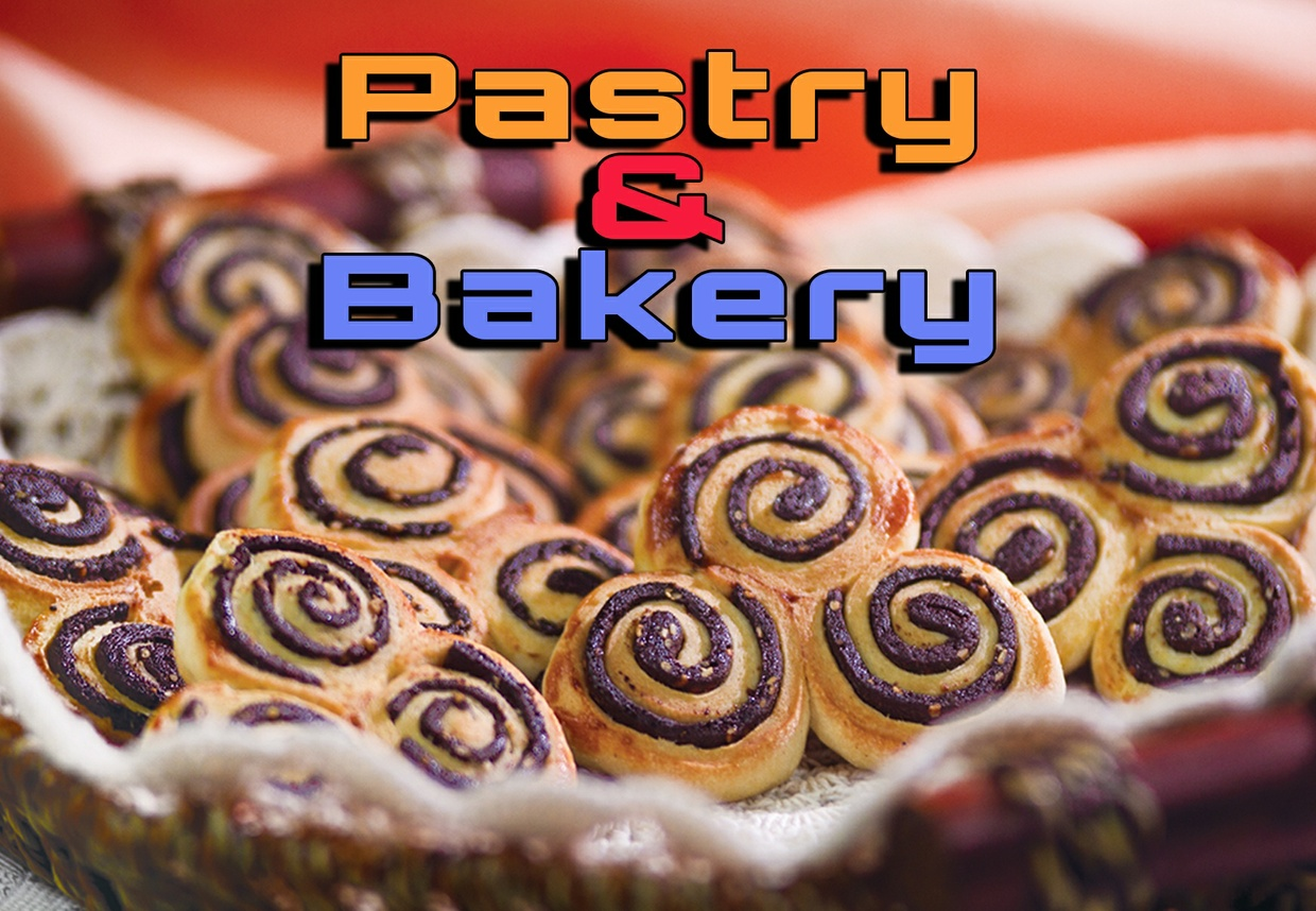 Pastry and Bakery Chapter فصل المعجنات