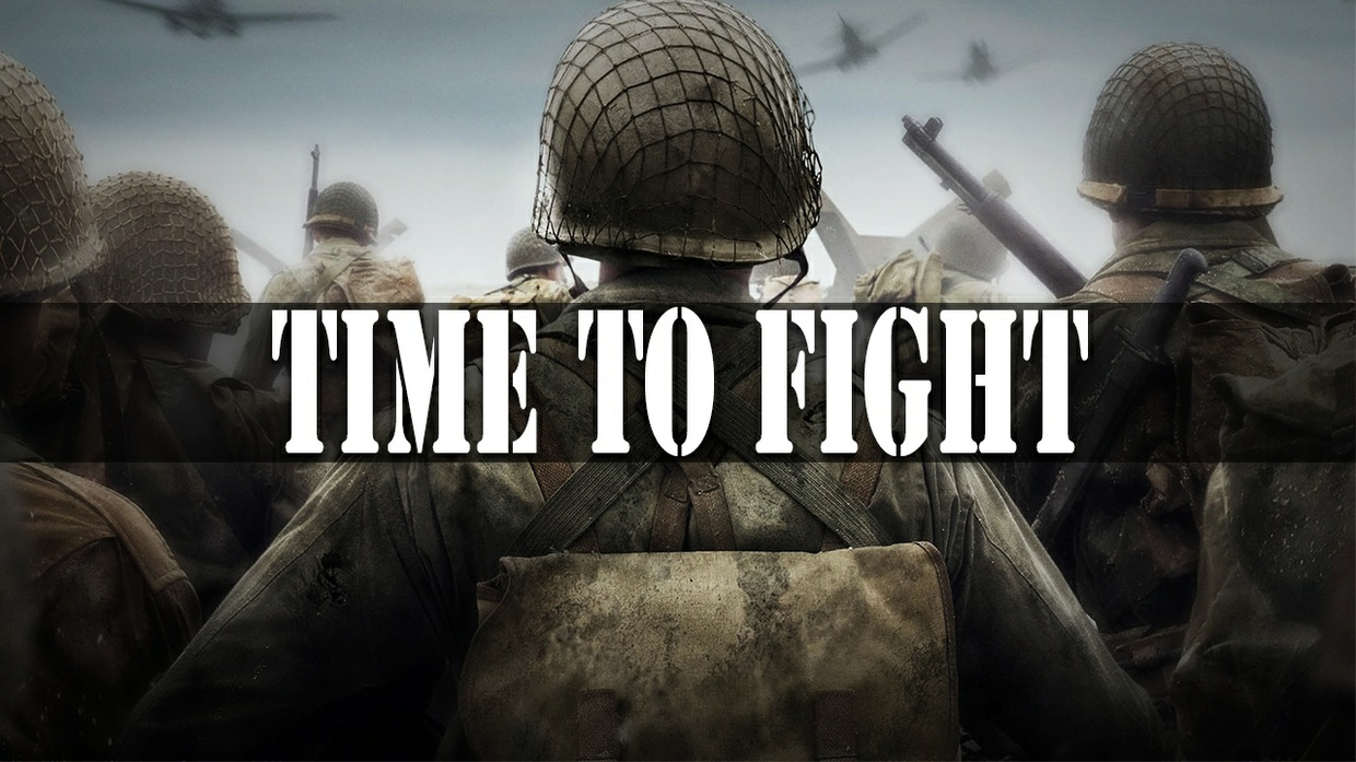 ''Time To Fight''