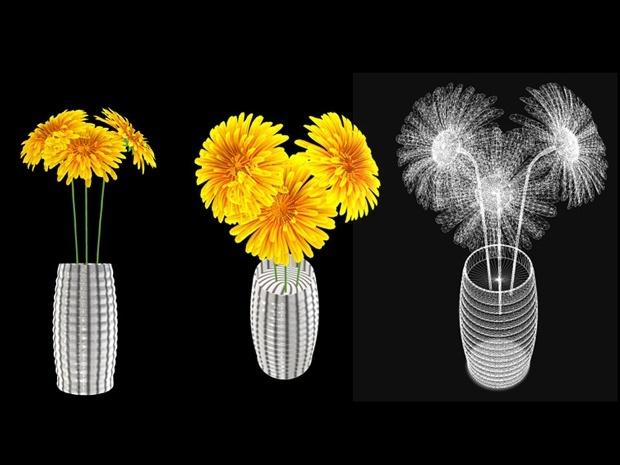 Blufftitler Object : Flower