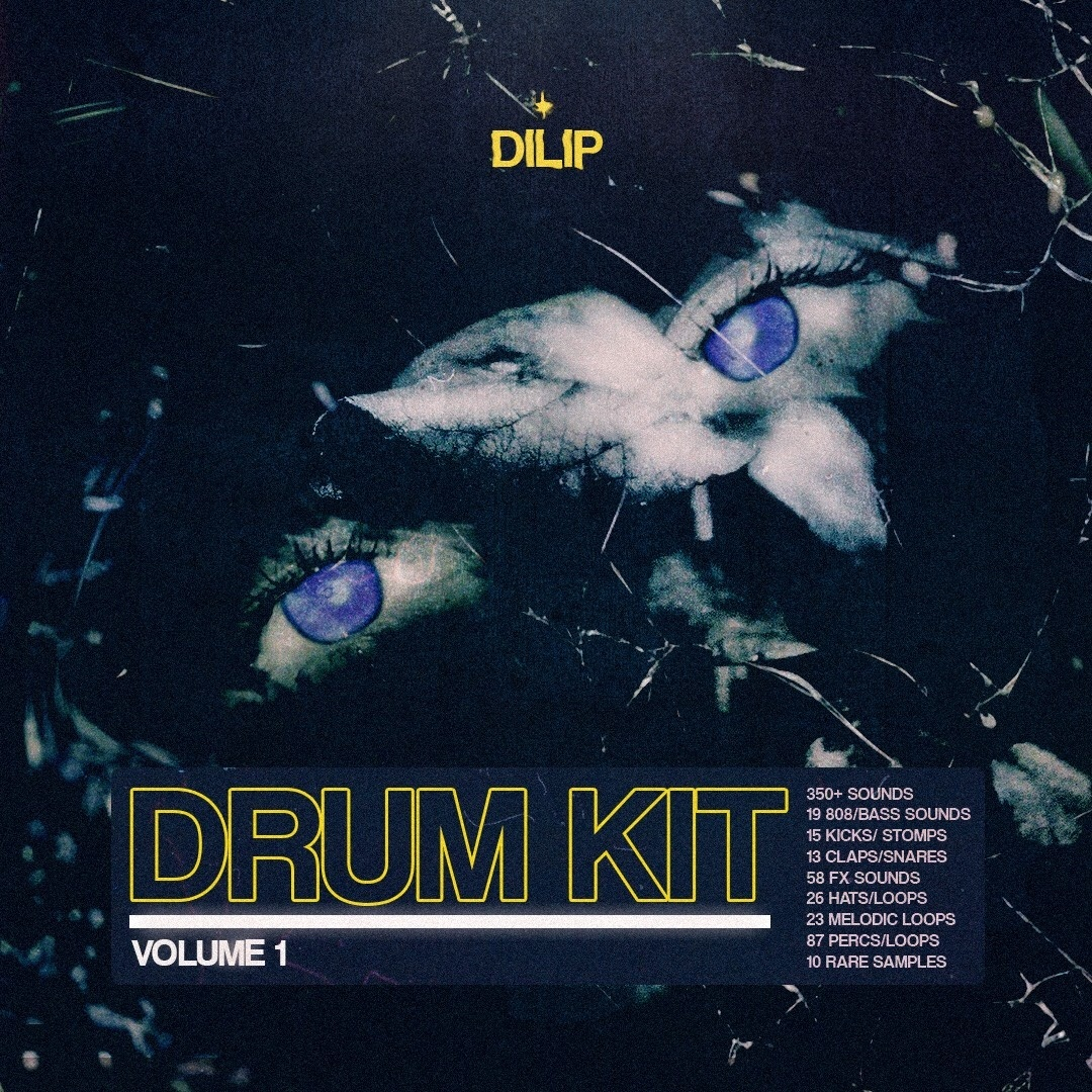 Dilip Drumkit Volume 1