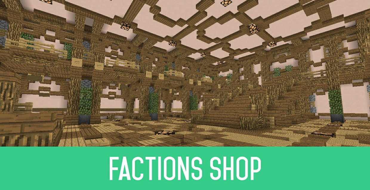 Factions Shop
