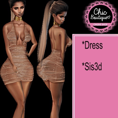 CHIC -011 DRESS