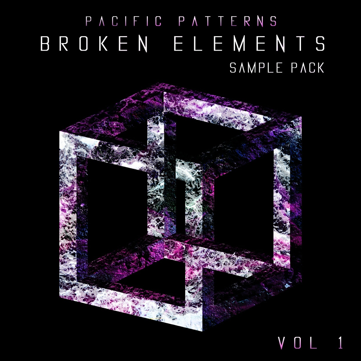 Pacific Patterns - Broken Elements Sample Pack