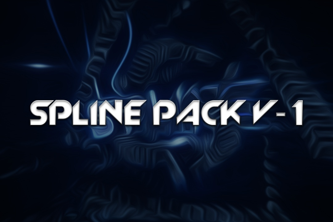 SPLINE PACK V-1