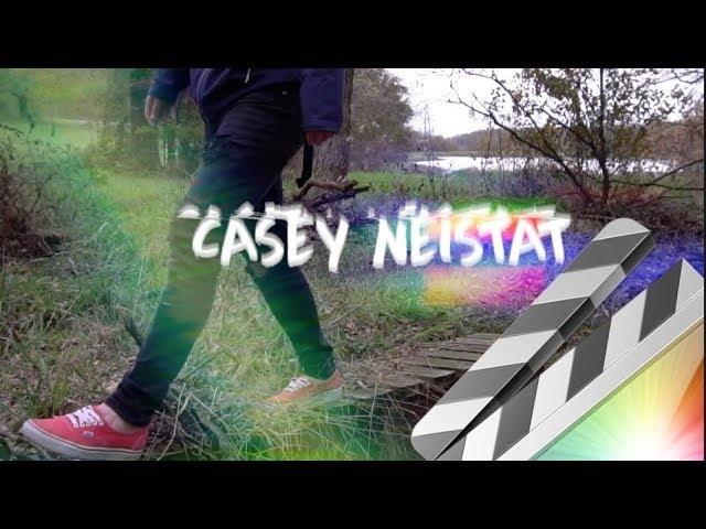 Casey Neistat Dramatic Glitch Title - Final Cut Pro X