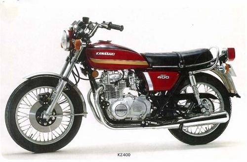 KAWASAKI KZ400, KZ500, KZ550 MOTORCYCLE SERVICE REPAIR MANUAL 1979-1981 DOWNLOAD