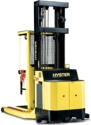 Hyster Electric Reach Truck F118 Series: R30XM, R30XMA, R30XMF Spare Parts List