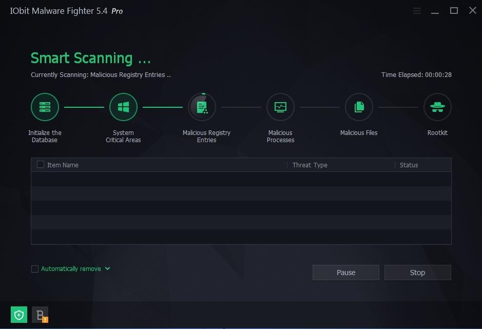 Original License iObit Malware Fighter Pro Full Version