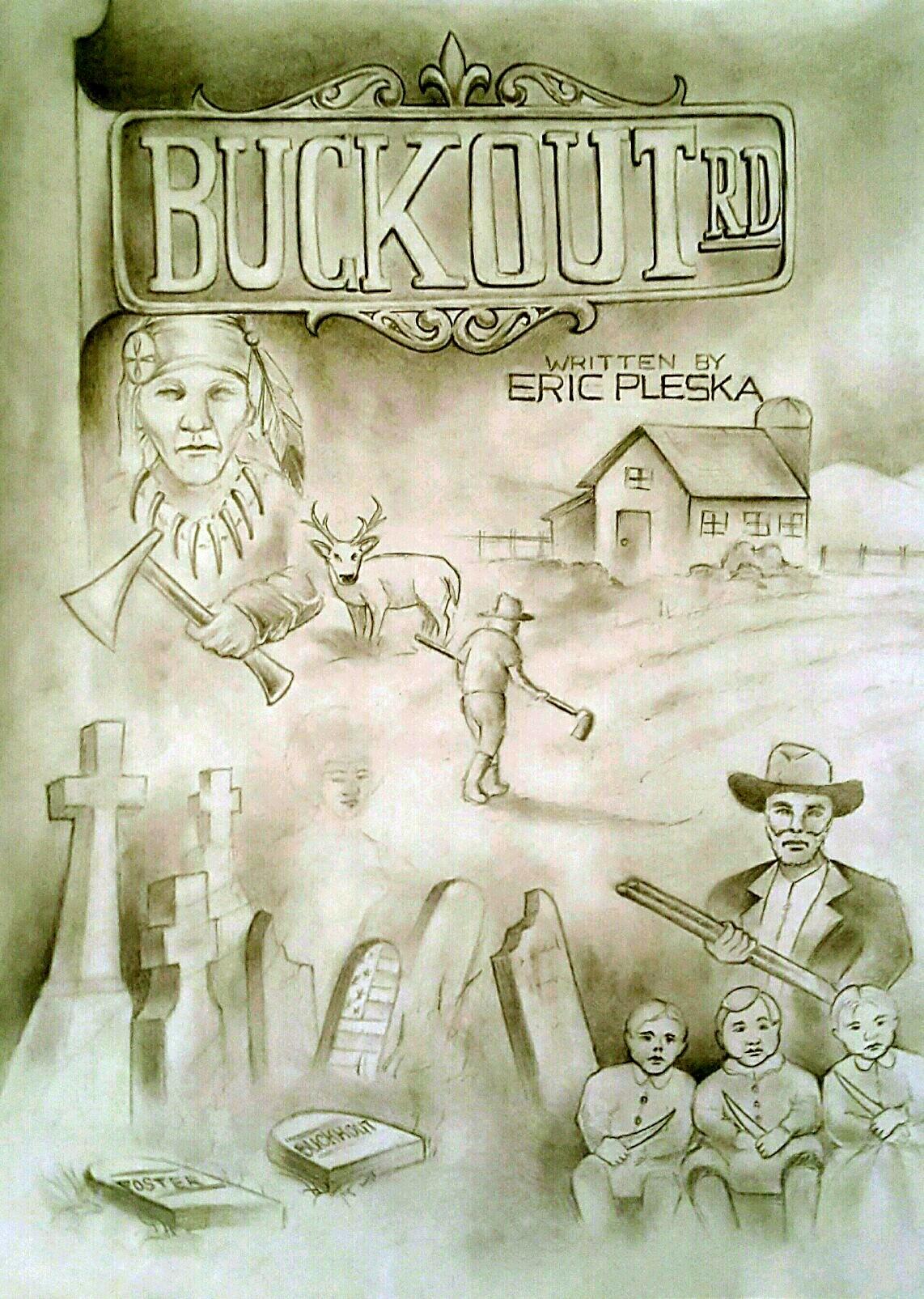 Buckout Road by Eric Pleska -  non fiction E-book