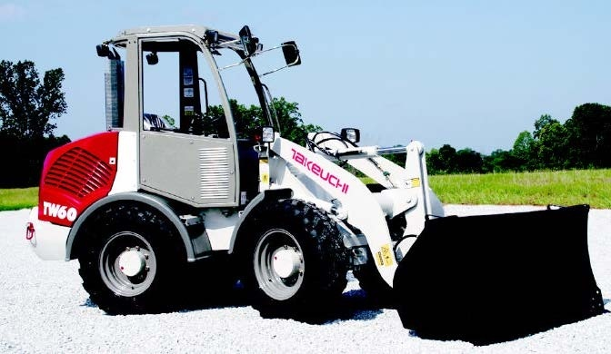 Takeuchi TW60 Wheel Loader Service Repair Manual Download