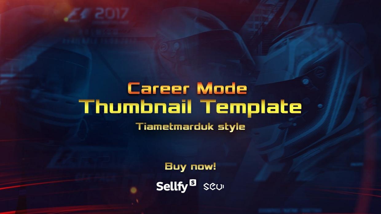 Tiametmarduk Career Mode S1 Thumbnail Template