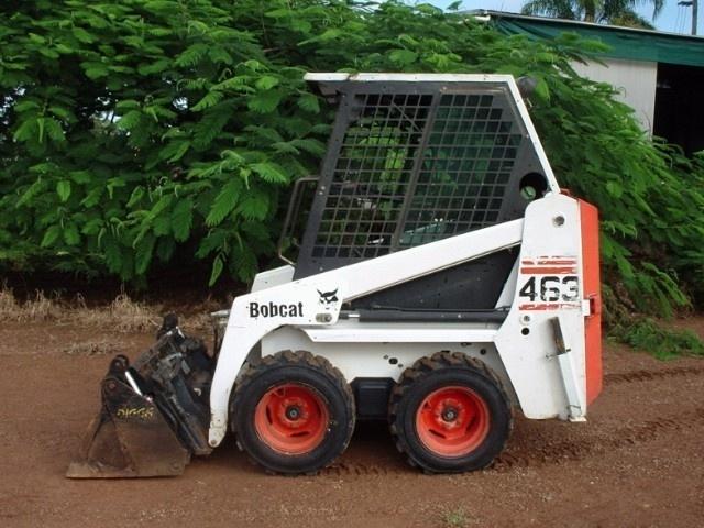 Bobcat 463 Skid Steer Loader Service Repair Manual DOWNLOAD( S/N 522211001 , 522111001 & Above )
