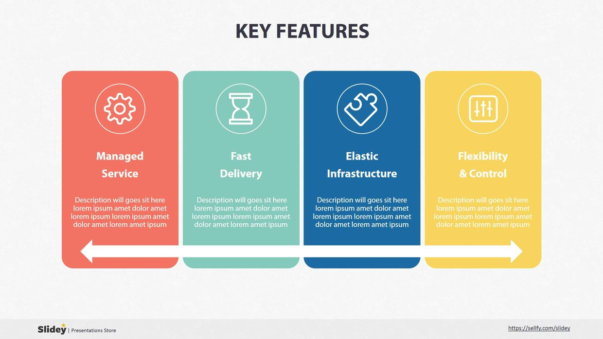 features of powerpoint presentation