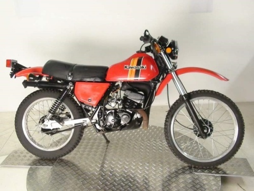 KAWASAKI KE175 MOTORCYCLE SERVICE REPAIR MANUAL 1979-1983 DOWNLOAD
