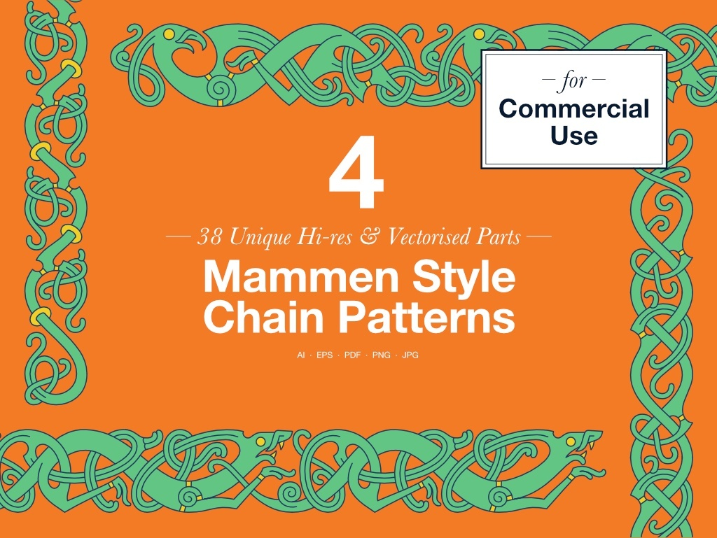 Mammen Chains - Commercial Use