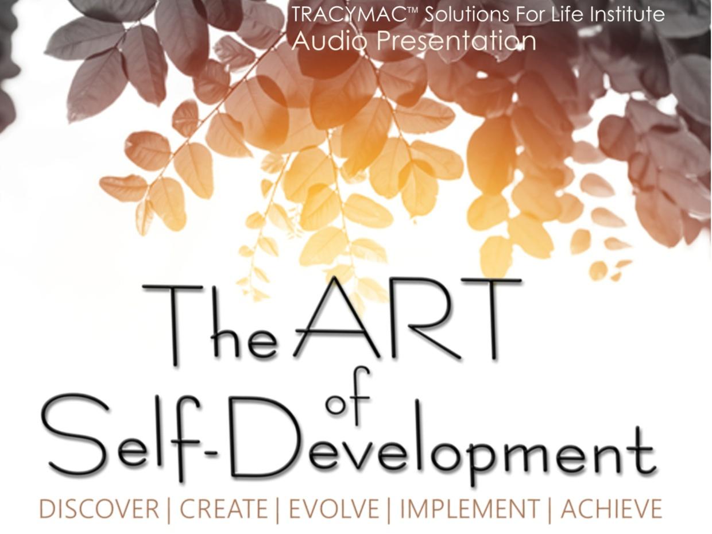 THE ART OF SELF DEVELOPMENT