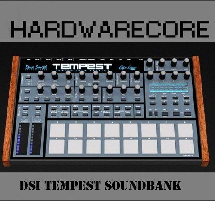 Hardwarecore DSI Tempest Soundbank