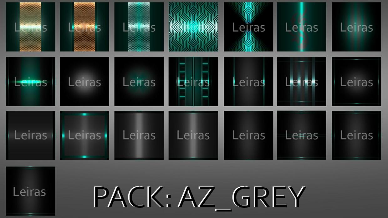 Pack Textures AZ_GREY