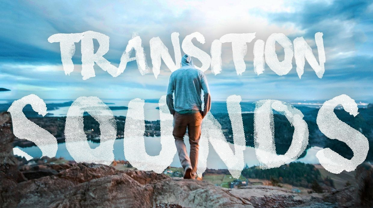 [PROFESSIONAL] Transition Sound Effect Library