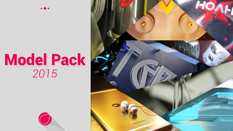 Model Pack V2 | 40 Models!