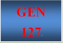 GEN 127 Week 1 Responsible Borrowing Worksheet