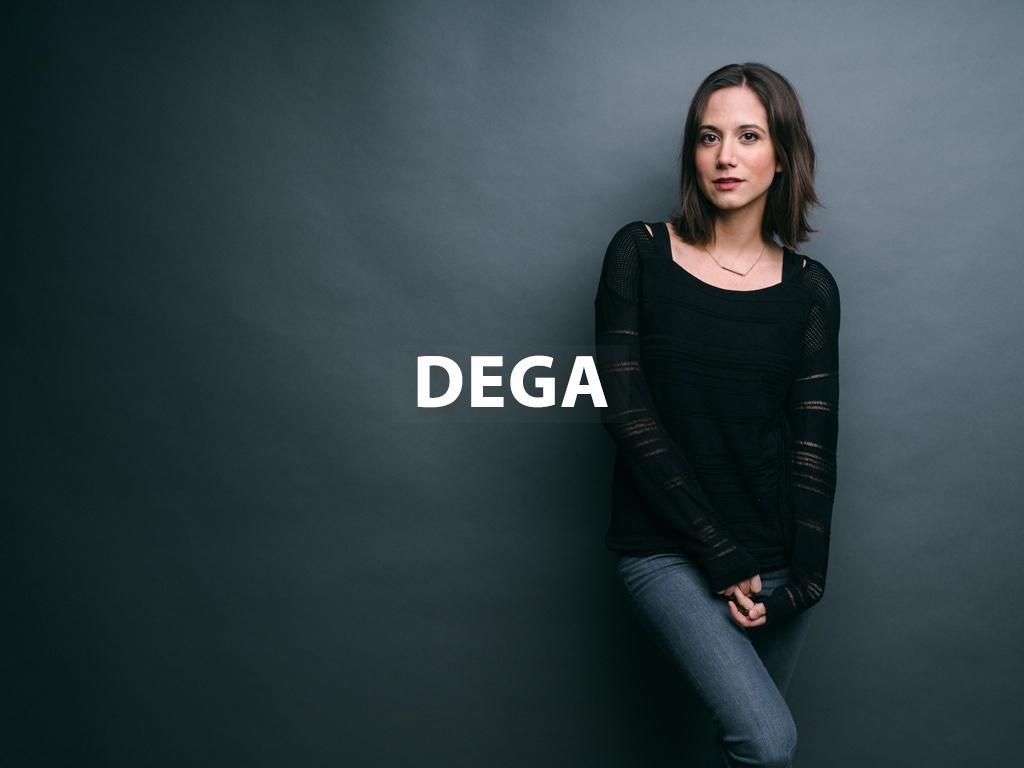 """Dega"" - Lightroom Preset"