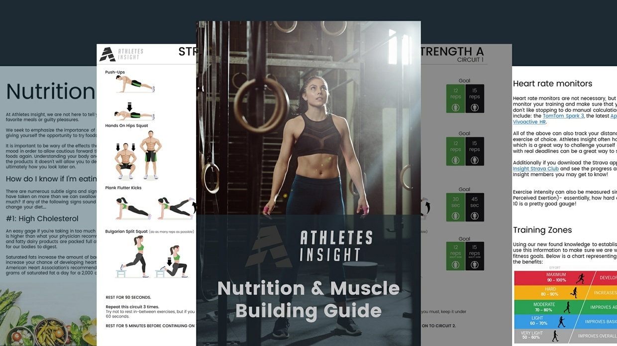 Nutrition & Muscle Building Guide