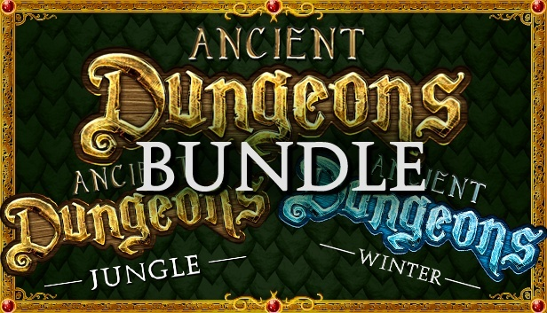 Ancient Dungeons Bundle