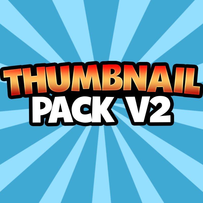 GTA 5 Tumbnail Pack V2