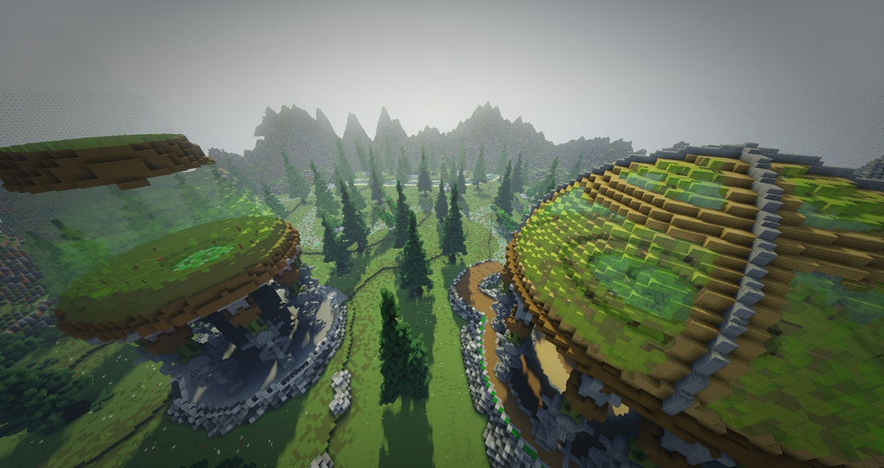Emeralds - PvP Map