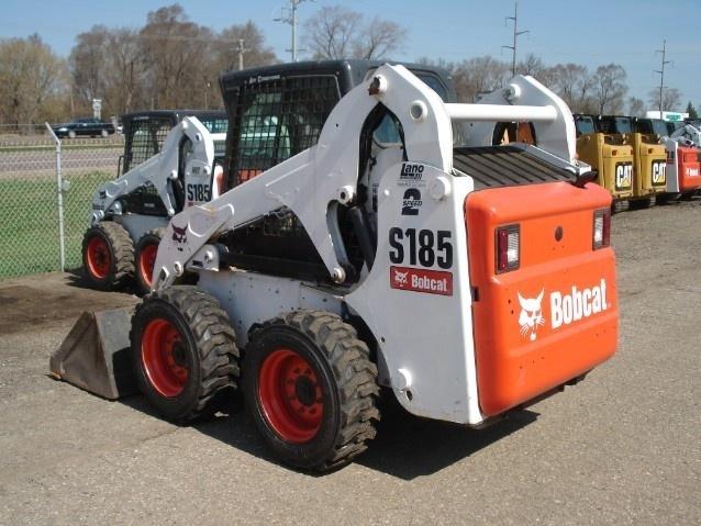 Bobcat S185 Skid Steer Loader Service Repair Manual DOWNLOAD( S/N A3L911001 , A3LH11001 & Above )