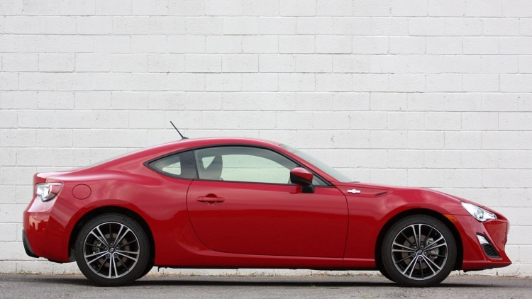 2013 Scion FR-S Overall Original and Coloured Electrical Wiring Diagram (FREE PDF)
