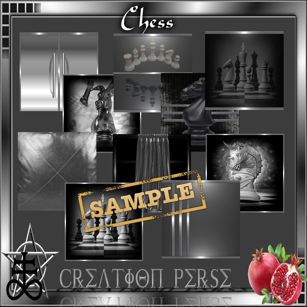 Chess Mesh room