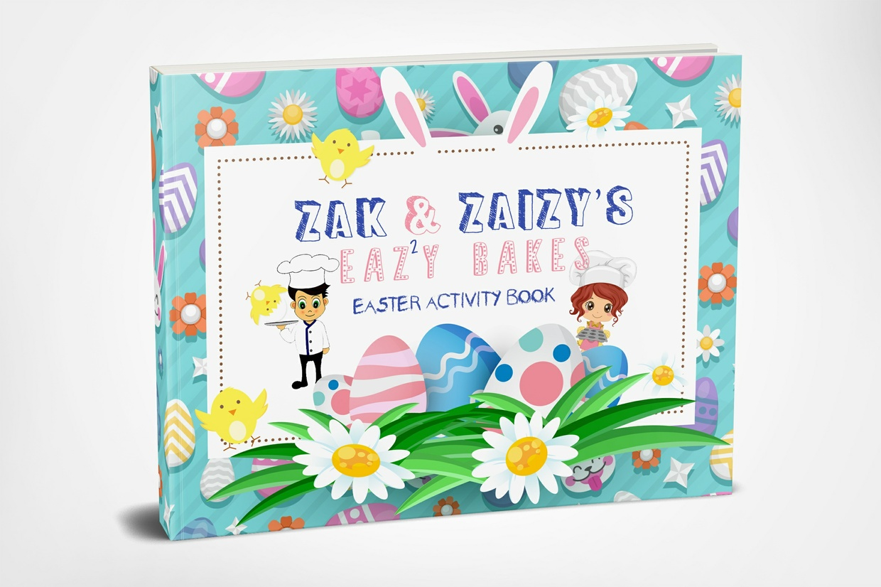 Eazy Bakes - Easter Booklet