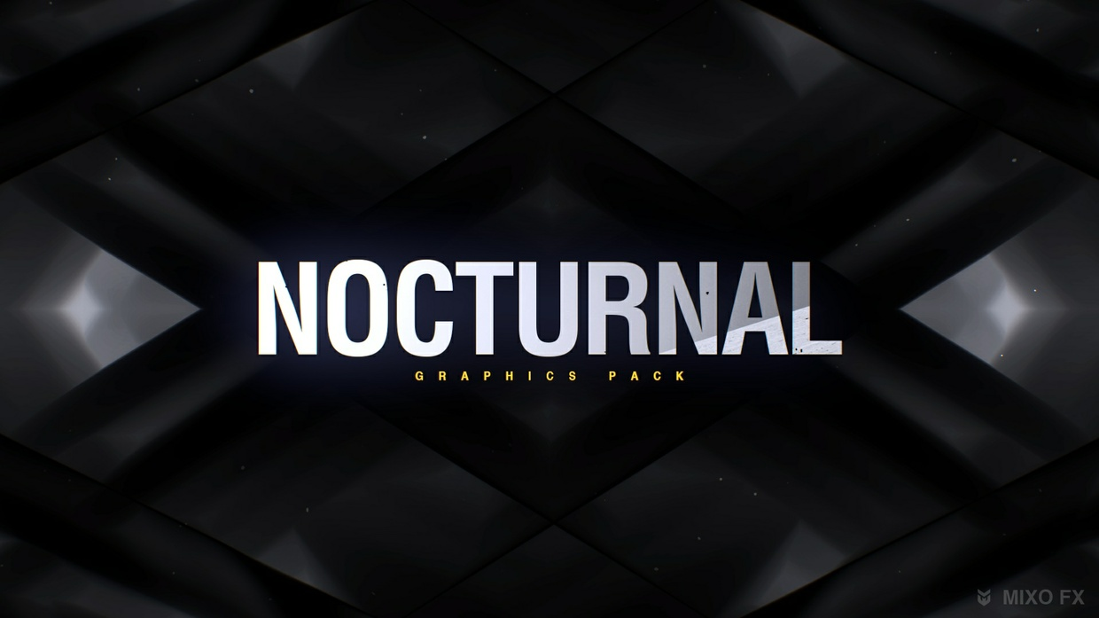 Nocturnal Graphics Pack [NEW]