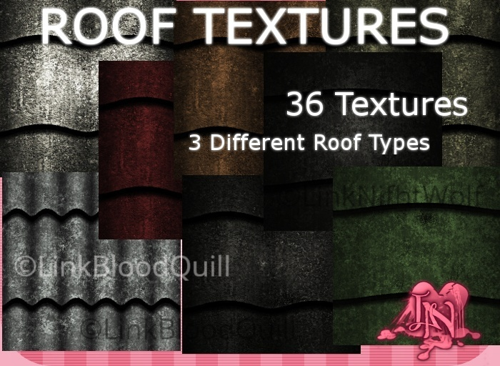 Roof Pack (36 Textures)