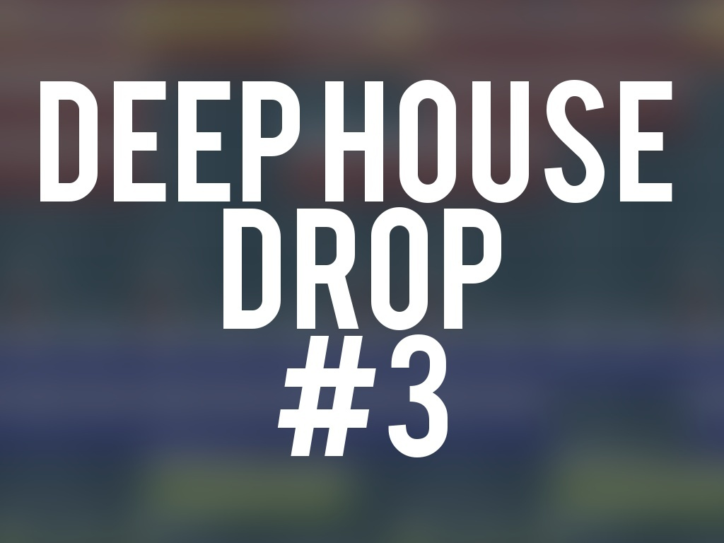 FL Studio Deep House Drop #3