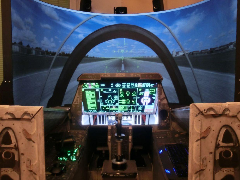 A-10 Warthog Cockpit kit