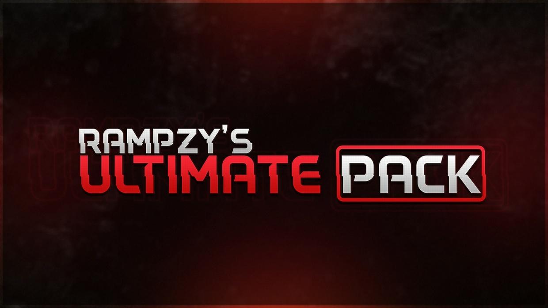 Ultimate Pack - חבילת אפקטים לפוטושופ