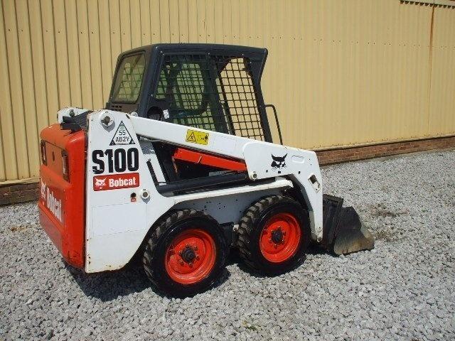 Bobcat S100 Skid - Steer Loader Service Repair Manual DOWNLOAD (S/N AB6411001 - AB6419999 )