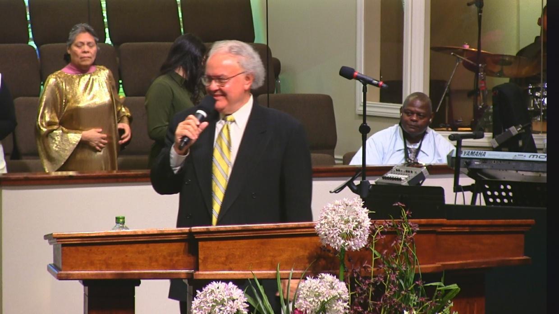 "Rev. Nathanial P. Urshan 04-02-17pm "" Origins of Life "" MP3"