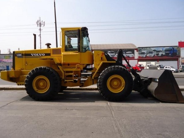 VOLVO L120C WHEEL LOADER SERVICE REPAIR MANUAL - DOWNLOAD