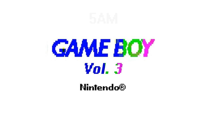 GAMEBOY VOL 3|Bundle Kit(GameBoy Vol 1-3 + $ea of Dreams Kit)