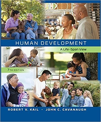 Human Development A Life-Span View 7th Edition  ( PDF , Instant download )
