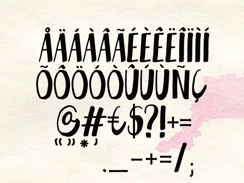 Gant Font Download