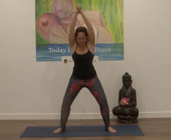 Yoga for Anger (60min)